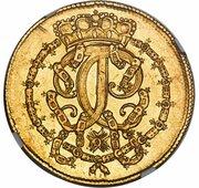 5 ducats Karl Philipp – revers