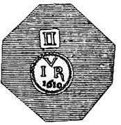 2 thaler (Monnaie de siège) – avers
