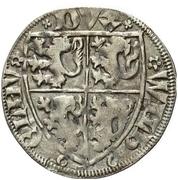 1 Sterling - Wilhelm II. (Brabantinus) – avers