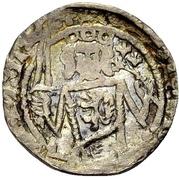 1 Pfennig - Ruprecht II. von der Pfalz (Als Pfandinhaber) – avers