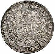 1 guldengroschen Johann III – avers
