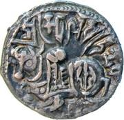 Jital - Spalapati Deva (Shahis of Ohind) – avers