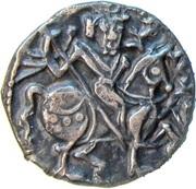 Jital - Spalapati Deva (Shahis of Ohind) – revers