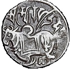 1 Drachm  Roi inconnu – avers