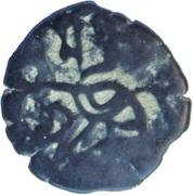 Jital - Samanta Deva (Shahis of Ohind) – avers