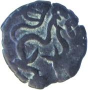Jital - Samanta Deva (Shahis of Ohind) – revers