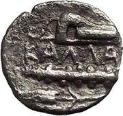 Drachm Thrace Kallatis 400-300 BC – revers