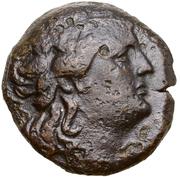 Bronze Æ22 – avers