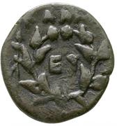 Bronze Æ18 (Countermarked) – revers