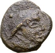 Bronze Æ13 – avers