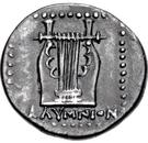 Didrachm (Kalymna) – revers