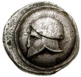 Didrachm (Kamarina) – avers
