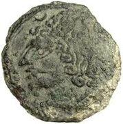 Unknown Æ - Wanwan (Kangju; first period; with dot; light type) – avers