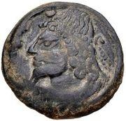 Unknown Æ - Wanwan (Kangju; first period; heavy type) – avers