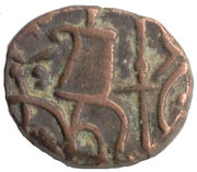 1 Jital - Apurva Chandra Deva (1340-1351) – avers