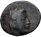Bronze Æ17 (Kaphyai) – avers