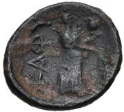 Bronze Æ17 (Kaphyai) – revers