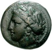 Bronze Æ20 (Kardia) – avers