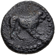 Bronze Æ12 (Kardia) -  avers