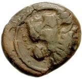 Bronze Æ11 (Kardia) – avers