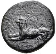 Bronze Æ12 (Kardia) – avers