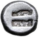 Stater (Karpathos; Poseidion? mint) – revers