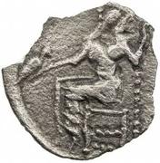 1 Drachm (Alexander Imitation; Kesh) – revers
