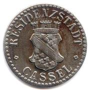10 pfennig - Cassel – avers
