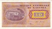 10 Francs (Moise Tshombé) – revers