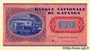 50 Francs (Moise Tshombé) – revers