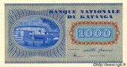 """1 000 Francs """"Moise Tshombé"""" – revers"""