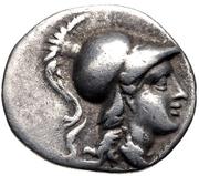 Hemidrachm (Kaunos) – avers