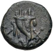 Bronze Æ10 (Kaunos) – revers