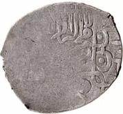 1 Tanka - Tursun Muhammad (Style 2) – avers