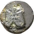 Bronze Æ9 (Cebren) – avers
