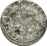 12 Kreuzer - Johann Eucharius von Wolffurt (Kipper) – revers
