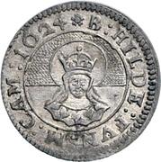 1 Kreuzer - Johann Eucharius von Wolffurt – avers