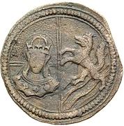 1 Kreuzer - Johann Eucharius von Wolffurt (Kipper) – avers