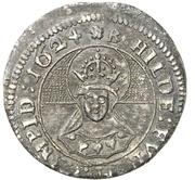 2 Kreuzer - Johann Eucharius von Wolffurth – avers