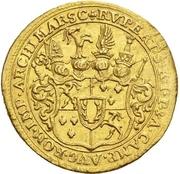 1 Ducat - Rupert II. von Bodman – avers