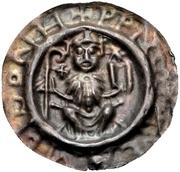 1 Brakteat - Heinrich I. – avers