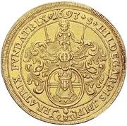2 Ducat - Rupert II. von Bodman – revers