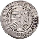 Holy Roman Empire - Half Batzen – avers