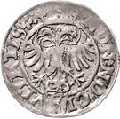 Holy Roman Empire - Half Batzen – revers