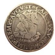 1 Thaler - Carolus V – revers