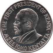 50 cents Jomo Kenyatta – revers