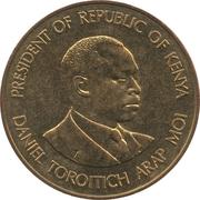 10 cents Arap Moi (magnétique) – revers