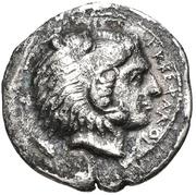 Hemidrachm (Kephaloidion) – avers
