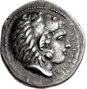 Drachm (Kephaloidion) – avers