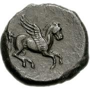 Bronze Æ13 (Kephaloidion) – revers